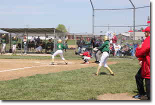 2nd Annual Dominick Luchesi Tournament - Tri Township Park - Troy, Illinois - IL